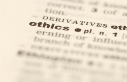Ethics Page Image